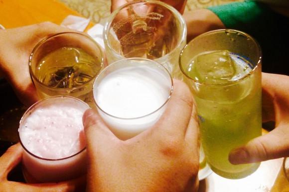 お酒・アルコール