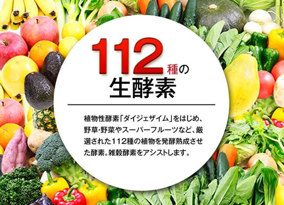 112種の生酵素
