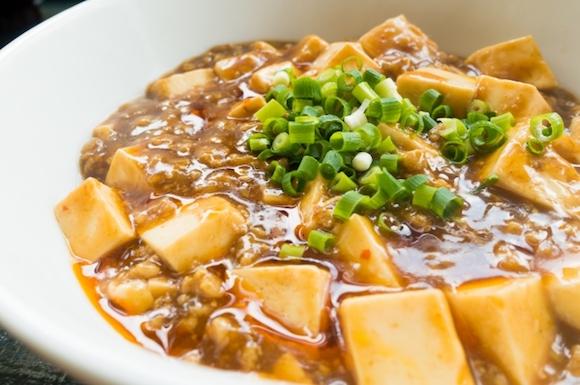 丸美屋の麻婆豆腐