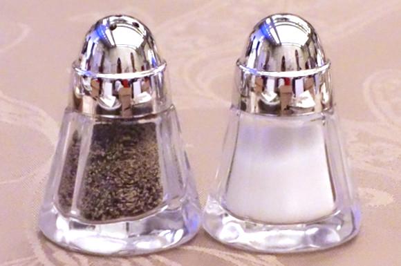 塩コショウ